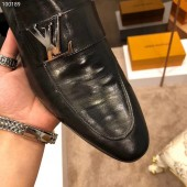 ルイヴィトン カジュアルシューズ 新作 本革 通販&送料込 運動靴 男性用 LVshoes077