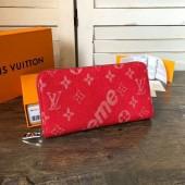 ルイヴィトン 新作 人気 新品 通販&送料込 モノグラム デニム ポルトフォイユ アメリア 財布 M60017