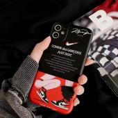 NIKE  携帯 新作 通販&送料込 iphone6-iphone11promax 携帯 ケース 手帳型カバー (スマートフォン)ip296