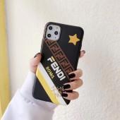 FENDI  携帯 新作 通販&送料込 iphone6-iphone11promax 携帯 ケース 手帳型カバー (スマートフォン)ip291